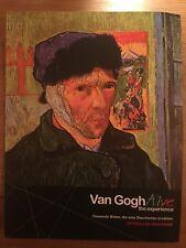 Van Gogh Alive the experience Ausstellungskatalog 2015