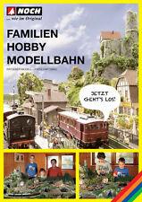 """Noch 71904 Ratgeber """"Familien-Hobby Modellbahn"""" #NEU in OVP#"""