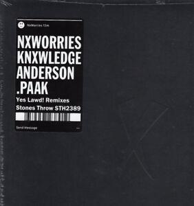 NxWorries – Yes Lawd! Remixes (Vinyl) STH2389