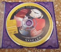 Laundry Service by Shakira (CD, Nov-2001, Epic) Disc Only