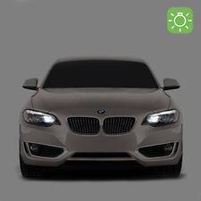 2 ampoules à LED Blanc  veilleuses / feux de position pour  BMW  série 2 F22 F23