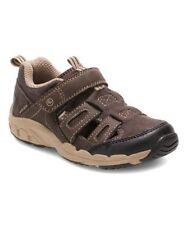 NIB STRIDE RITE Outdoor Shoes Fisherman Sandals M2P Baby Allen Brown 5.5 M