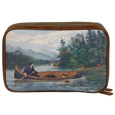 Ted Baker - Vintage Fishing Canoe Cables and Clobber Bag 8390e813203ab