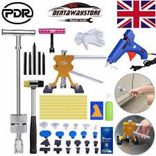 PDR Tool Dent Lifter Slide Hammer Puller Paintless Hail Removal Repair T Bar Kit