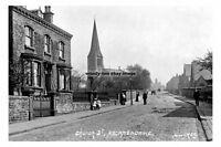 pt1643 - Church Street , Heckmondwike , Yorkshire - photograph 6x4