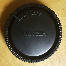 Genuine Minolta LR-1000 Rear Lens Cap MA AF Japan