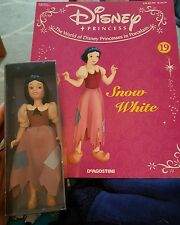 2004 Disney Deagostini Dolls - SNOW WHITE IN RAGS from Issue 9 Boxed