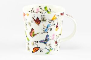 Dunoon Becher Teetasse Kaffeetasse Lomond Paradise butterfly