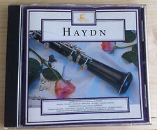 Haydn Classical Music CD Vienna Orchestra CHORAL Wind Quintet Symphony London