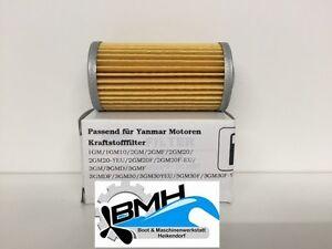 Yanmar Kraftstofffilter Einsatz 104500-55710 GM/QM/HM/YSM/YSE/YSB/YM Modelle