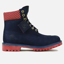 """TIMBERLAND X VILLA SIZE 11 OLD GLORY 6"""" PREMIUM BOOT  LIMITED RARE DS JTM"""