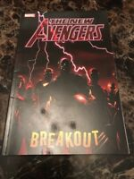 New Avengers Vol.1: Breakout by Marvel Comics (Paperback, 2005)
