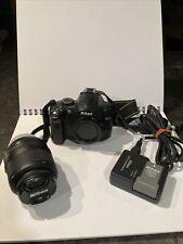 Nikon 25452B D5000 Digital Slr Camera with 18-55mm Vr Lens - Black