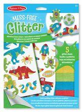Melissa and Doug Mess-Free Glitter Activity Kit - Adventure - (BNIB) - 19501