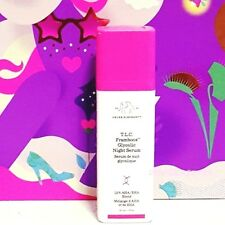 DRUNK ELEPHANT TLC. FRAMBOOS GLYCOLIC NIGHT SERUM FULLSIZE 1 OZ AUTHENTIC NO BOX