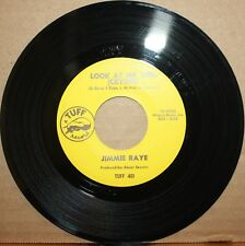 JIMMIE RAYE **Look At Me Girl (Crying)** I TRIED Northern Soul 45 on TUFF 401