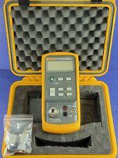 Fluke 717 3000g Pressure Calibrator Excellent Condition Case Screen Protector