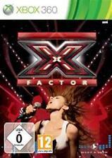 Xbox 360 X Factor  * DEUTSCH * Top Zustand
