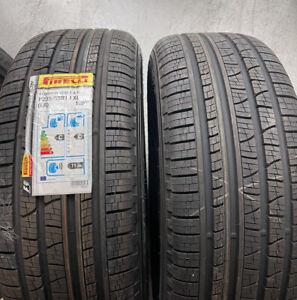 Brand New 2 x 235 55 19 Pirelli 105V Extra Load Scorpion Verde All Season LR NEW