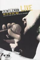 GENTLEMAN 'LIVE' DVD NEW+! REGGAE