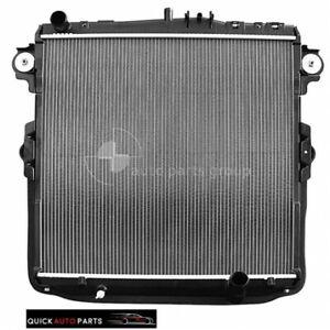 Radiator for Toyota Landcruiser VDJ79R Manual