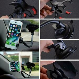 NEW Car Windshield Suction Cup Mount Holder Cradle For Mobile Cell Phone NICE