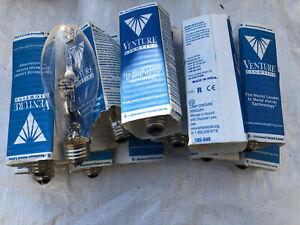 (Lot of 11) New Venture MH 70W/U/PS 70W Metal Halide Lamp Bulb ED17 E26 Base