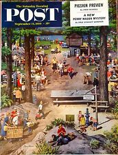 The Saturday Evening Post  September 11, 1954
