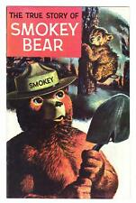 SMOKEY BEAR (True Story Of...) NN/#1 (a) (1969 Ed)--FN+ / US Forest Svc Promo^
