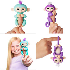 Cute Finger Toy Baby Monkey Electronic Interactive Toy Robot Pet Kids Gift