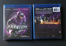 The Phantom - Blu Ray (2010) * Brand New * Ryan Carnes Isabella Rossellini
