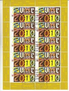 Fédéral Colonnes Dizaines 2776 Ruhrgebiet (Région de la Ruhr ) Oo
