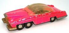 DINKY NO. 100 LADY PENELOPE'S FAB-1 - ULTRA RARE FLURO PINK