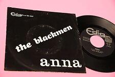 "BLACKMEN 7"" ANNA ORIG ITALY BEAT 1969 NM !!!!  TOOOOPPPPPPP"