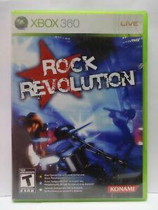 Rock Revolution Xbox 360 CASE ONLY