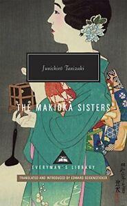 The Makioka Sisters (Everyman's Library Classics), Tanizaki 9781857151558 New=-