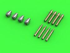 Master 24014 1/24 Metal HAWKER TYPHOON mk.ib PRIMER MODELO CAÑONES Uncovered