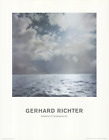 GERHARD RICHTER Seascape 35.5 x 27.5 Poster 1991 Contemporary Blue, Gray, White,