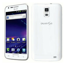 Samsung Galaxy S II Skyrocket SGH-I727 - 16GB - White (AT&T) Smartphone - VGC