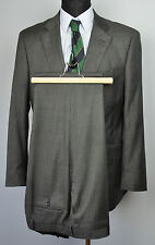 HACKETT Suit by LORO PIANA Super 130'S Wool Blazer UK 44R EUR 54R Pants W38 L33