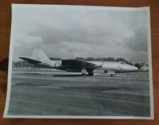 More details for english electric canberra b.mk prototype t.4 (wn467) genuine photograph