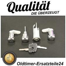 Schlösser Satz Schloßsatz für Opel Ascona/ Manta / Kadett