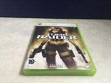 TOMB RAIDER UNDERWORLD XBOX 360 EDITION FR PAL COMPLET