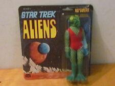 1975 MEGO Star Trek ALIENS (Neptunian) MOC Carded Action Figure
