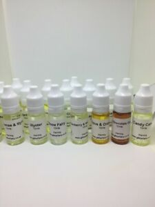 Christmas Fragrance oil 10ml - Candle, Bath Bomb, Soap making, Wax Melts - UK