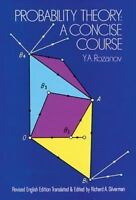 Probability Theory: A Concise Course (Paperback or Softback)