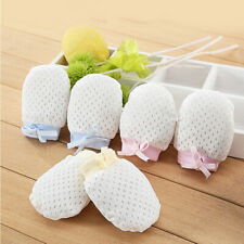 Baby Anti Scratching Gloves Newborn Protection Face Cotton Scratch Mittens