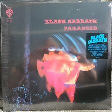 Black Sabbath - Paranoid Gatefold LP STILL SEALED on Blue Vinyl