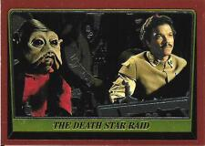 1999 Topps Star Wars Chrome Archives #87 The Death Star Raid > Lando > Nien Nunb