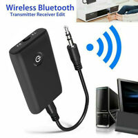 Drahtloser Bluetooth 5.0-Transceiver, Autolautsprecher, Musik-Audio-Adapter